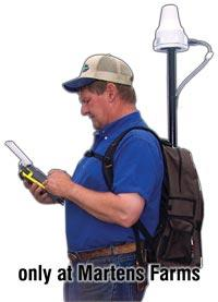 Mapping & Scouting GPS Backpack System